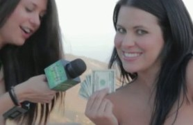 in money talks style