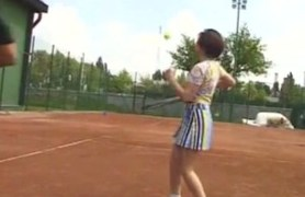 white tennis players get their asses fucked