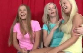 lesbians...