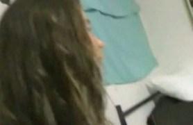 beautiful college girls teasing a guy