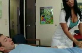 nurse having oral sex with patient