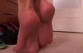 feet fetish hardcore