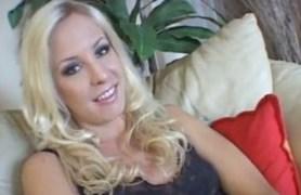 blue eyed blonde californian teen eden