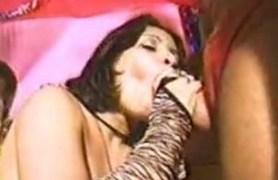 miss tanned ass party gangbang brazil, 2