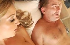 husband left, time to fuck! british wife