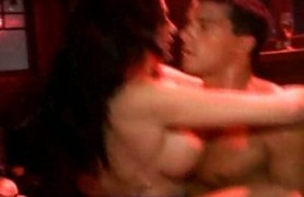 melissa lauren gets fucked at a party