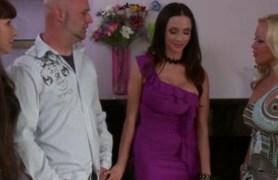 ariella decides to teach johnny a lesson.