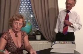 mature secretary.