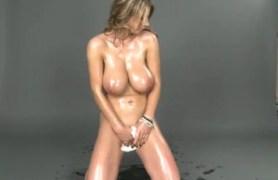 beautiful natural titted katerina masturbating.