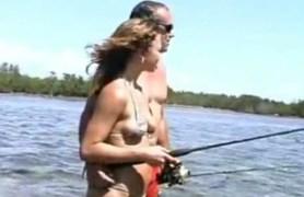 sweet sweetie fishing....