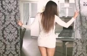 playboy: dominika c teasing