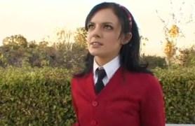 young schoolgirl stephanie