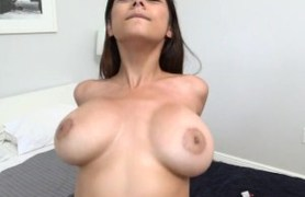 beautiful titted arab lebanese babe on a hard cock