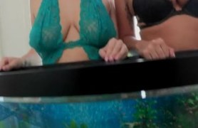 american moms with massive boobies love the camera