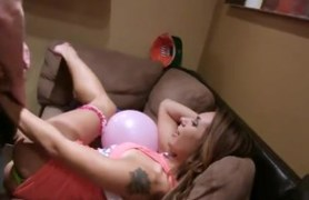 bachelorette party turns into a full on orgy